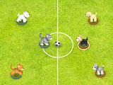 Животные тоже играют в футбол - Приколы - bigmir)net