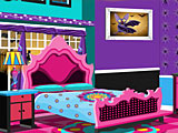 Украшение комнаты Дракулауры / Draculaura Room Decoration