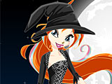 Халловинкс: одевалка / Hallowinx Dress Up