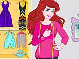 Ариэль: дизайн комнаты моды