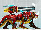 Бои роботов: эра волка