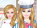Барби шеф повар