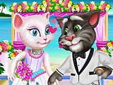 Том и Анжела: любовная история