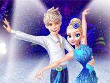 Холодное сердце: танцы на льду