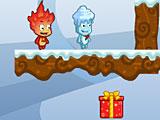 Огонь и Вода новогодние приключения