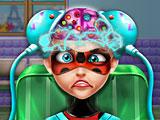 Леди Баг лечит мозг