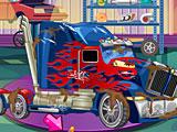Трансформеры: ремонт и автомойка