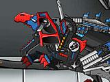 Роботы динозавры: Ремонт Мегалозавра