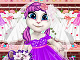 Свадебное платье мечты Анжелы