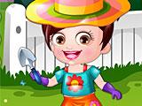 Малышка Хейзел садовник