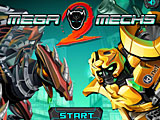 Прохождение игры Мега роботы 2