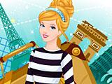 Золушка в Париже