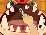 Лечить зубы динозавра