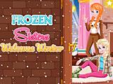 Эльза и Анна: зимний сезон