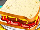 Готовить сэндвич