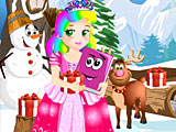 Принцесса Джульетта ищет подарки