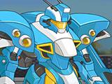 Супер бойцы роботы