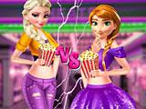 Эльза и Анна в кино