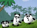 Прохождение игры Три панды