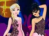 Прохождение игры Принцессы Диснея 3 вечеринки за ночь