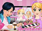 Прохождение игры Принцессы Диснея блог о красоте
