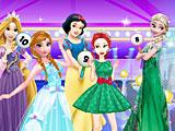 Прохождение игры Принцессы Диснея модный конфикт