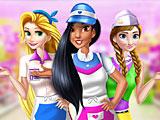Прохождение игры Принцессы Диснея кассир в магазин