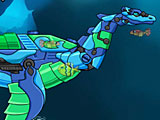 Трансформеры ремонт плезиозавра