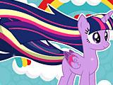 Пони Твайлайт Спаркл: радужная сила