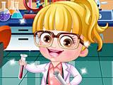 Малышка Хейзел ученый