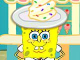 Губка Боб мороженое