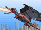 Прохождение игры Роботы динозавры Рамфоринх