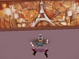 Прохождение игры Злая бабушка Париж