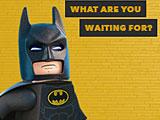 Лего Бэтмен селфи