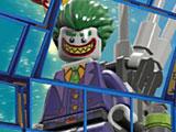 Лего Бэтмен останови побег Джокера