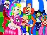 Принцесса Джульетта карнавальные лакомства