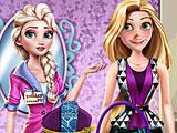 Принцессы Диснея модные аксессуары