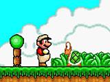 Прохождение игры Супер Марио брос