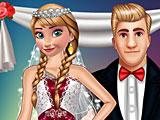 Принцессы Диснея свадьба Анны