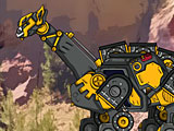 Прохождение игры Роботы динозавры Апатозавр