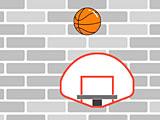 Баскетбол попадание в корзину 2