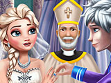 Холодное сердце свадебная церемония Эльзы и Джека