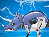 Прохождение игры Конструктор динозавры роботы