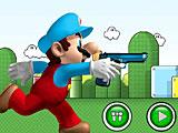 Марио защита башни