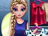 Принцесса Эльза модные наряды