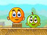 Спаси апельсин новые уровни
