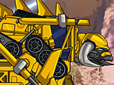 Трансформеры: робот динозавр Стегозавр