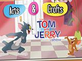 Раскраска Том и Джерри онлайн распечатать