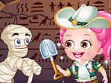 Малышка Хейзел археолог