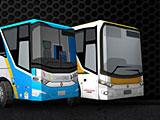 Парковка автобуса 3д 2